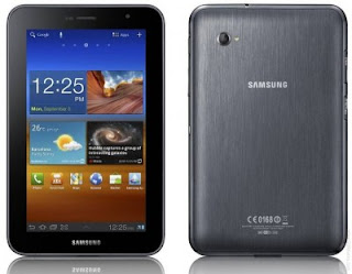 Samsung  P6200 Galaxy Tab 7.0 Plus, Tablets Honeycomb  with 1.2 GHz CPU