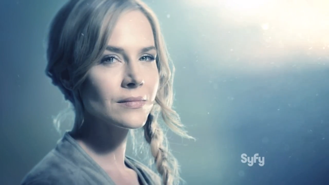 Transcript of Live Chat with Julie Benz from @DefianceWorld