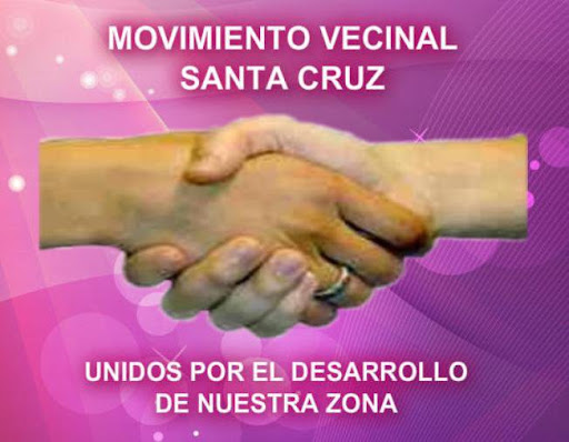 MOVIMIENTO VECINAL SANTA CRUZ