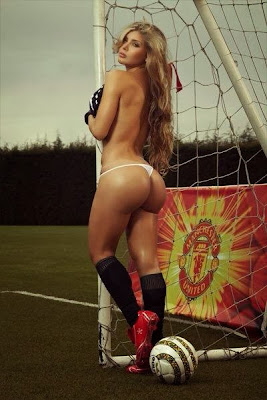 Sofia Jaramillo - Manchester United photos