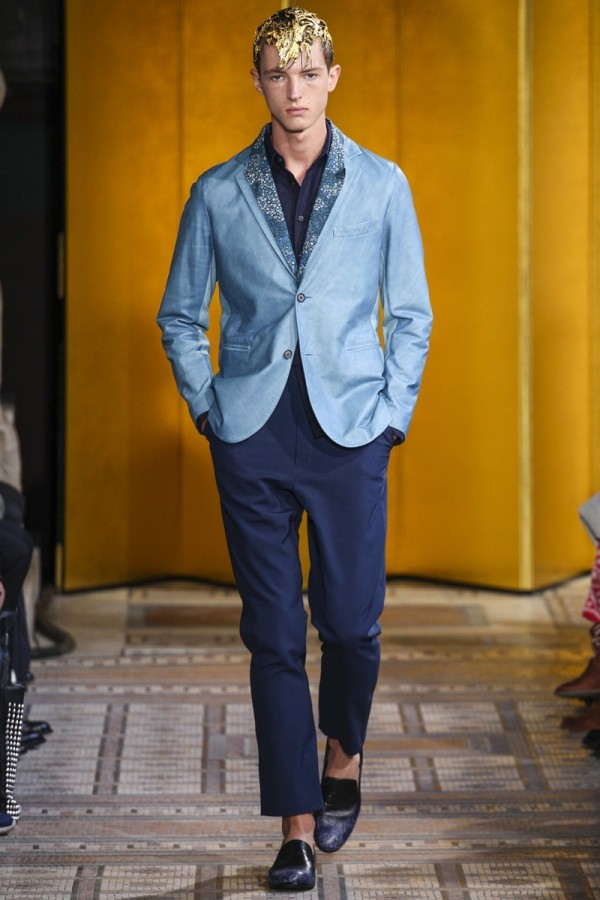 COOL CHIC STYLE to dress italian: Runway Show ...