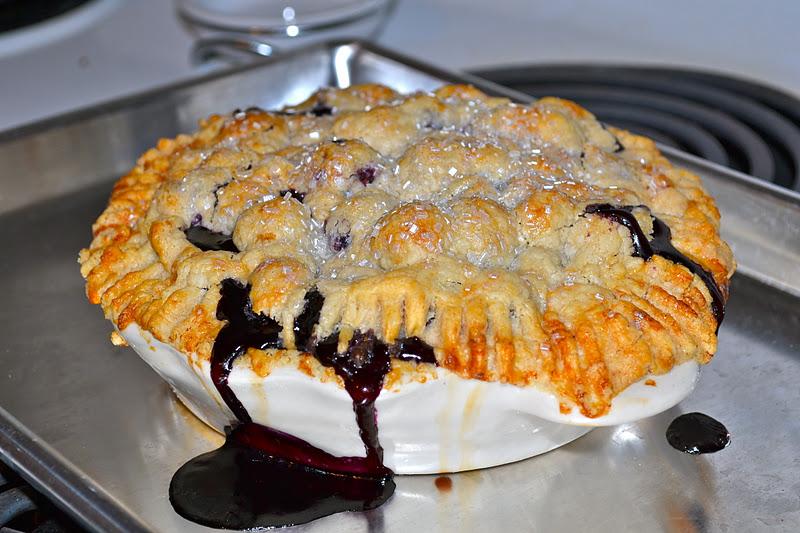 Gluten-Free Blueberry Pie Recipes — Dishmaps