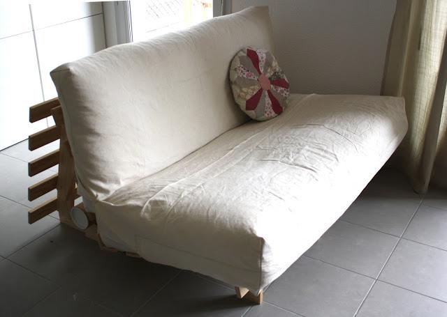 Housse de canape futon for Housse futon walmart