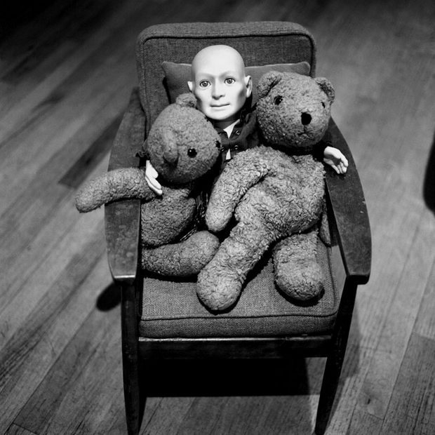 nuncalosabre. The Lonesome Doll | ©Aline Smithson