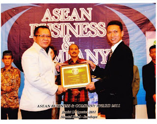 Penghargaan FastPay Company Award 2011