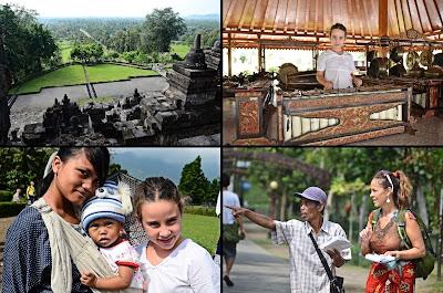 Borobodur Indonesia 2013 rebeccatrex