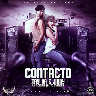 Tay-Na y Jinny - Contacto (Fantasy Records)