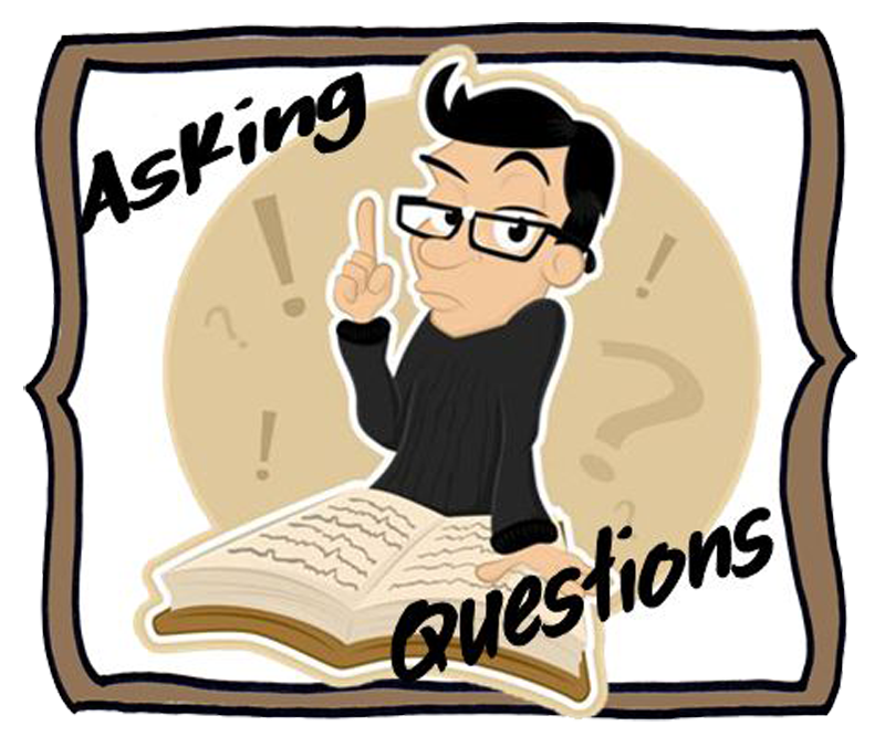 The Picture Book Teacher's Edition: The Importance of Asking Questions