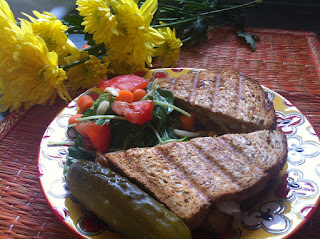Quick & Easy Vegan Tempeh Reuben Vegetarian