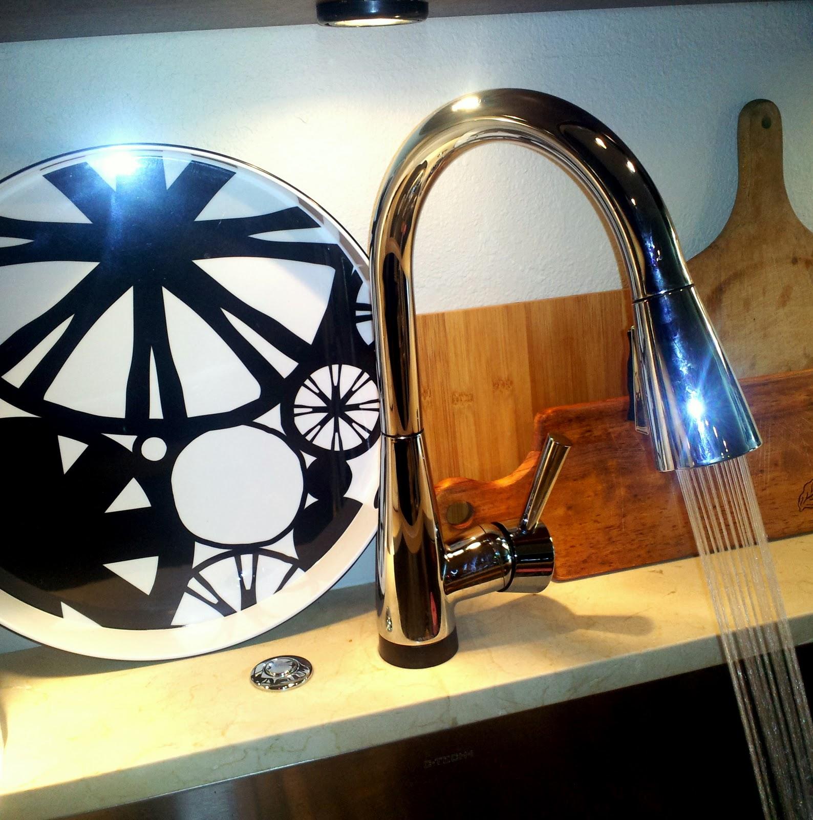 My Home, My Time2Design ~Brizo Venuto Faucet
