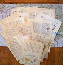 Vintage Book Paper for sale here!