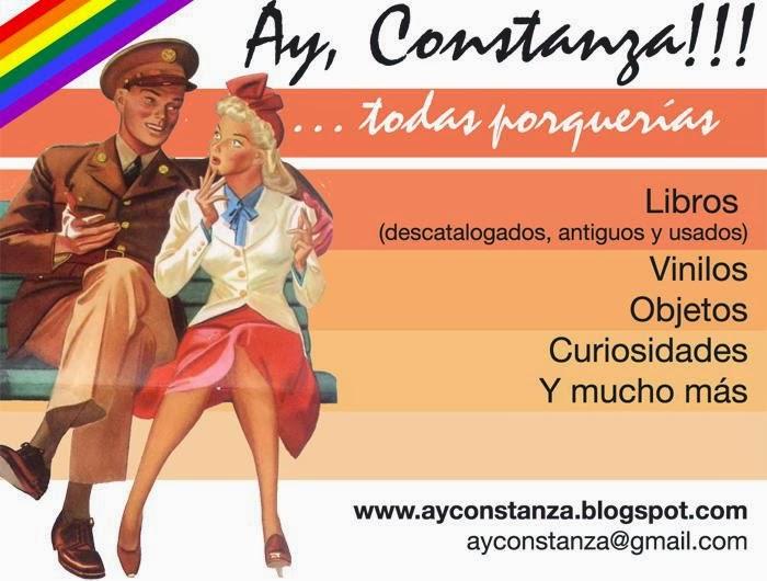 Ay, Constanza!!!