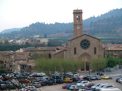 Església parroquial de Santa Maria de Sallent