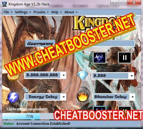 Kingdom Age Hack & Cheat iPAD, Android