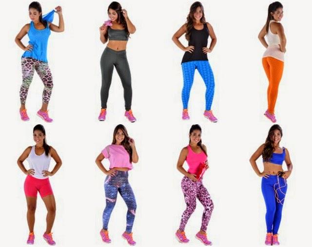 Moda Fitness atacado