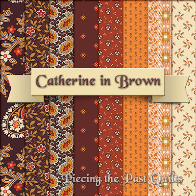 Catherine Brown Colorway