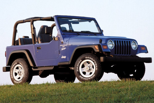 Cho thuê xe Jeep