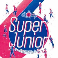 Super Junior 'SPY' Album Repackaged