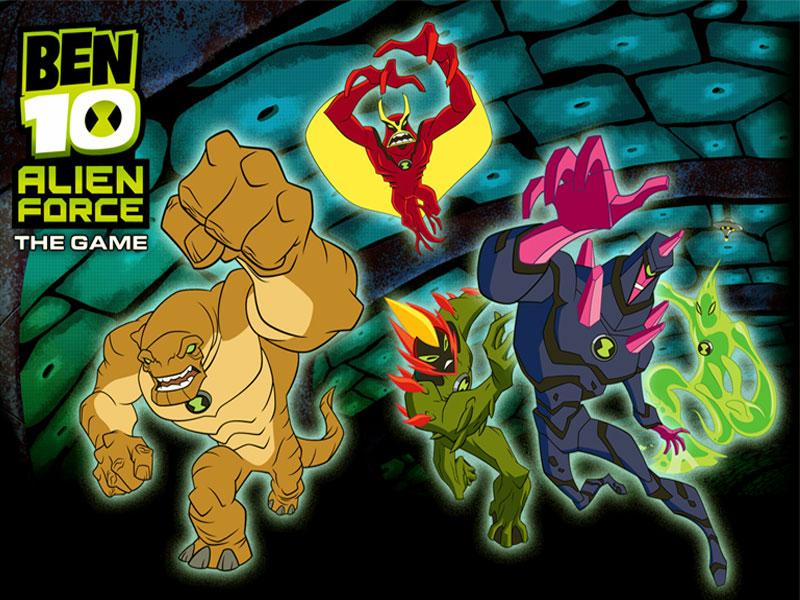 Cartoon network pics ben 10