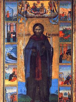 Azi 27 octombrie praznuirea Sfantului Dimitrie Basarabov !