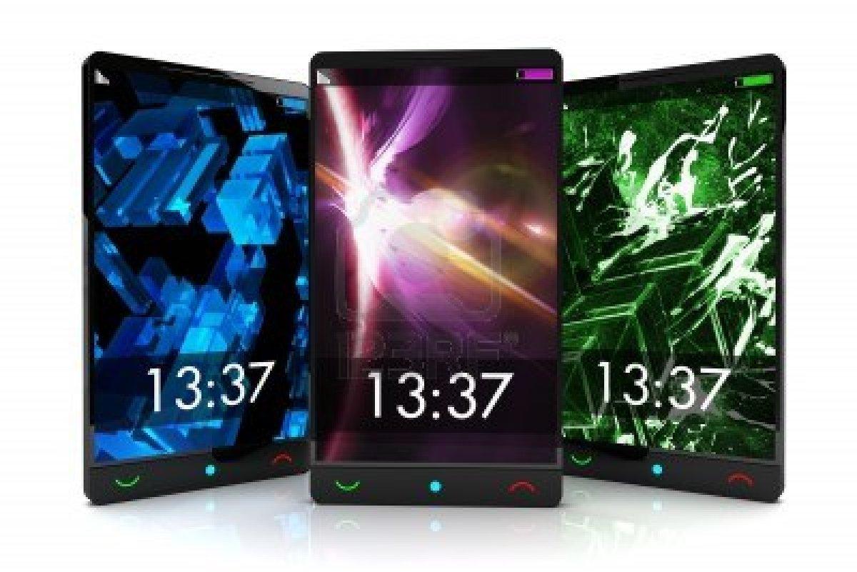 Telefonos modernos for Moviles modernos