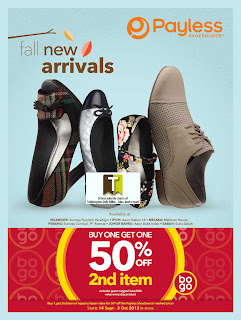 Payless Shoesource Discount Promo 2012