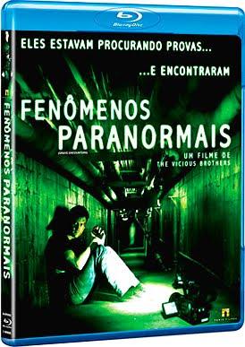 Filme Poster Fenômenos Paranormais BDRip XviD Dual Audio & RMVB Dublado