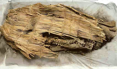 spirit cave mummy