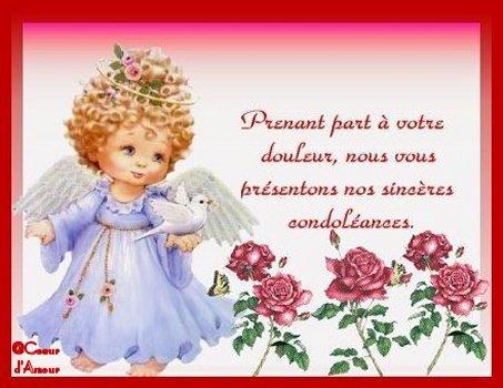 Exemple Message De Condoléances Simple ~ Message de condoléances