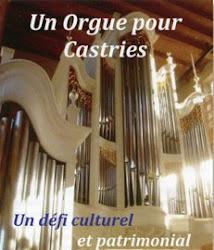 Un projet d'Orgue à Castries