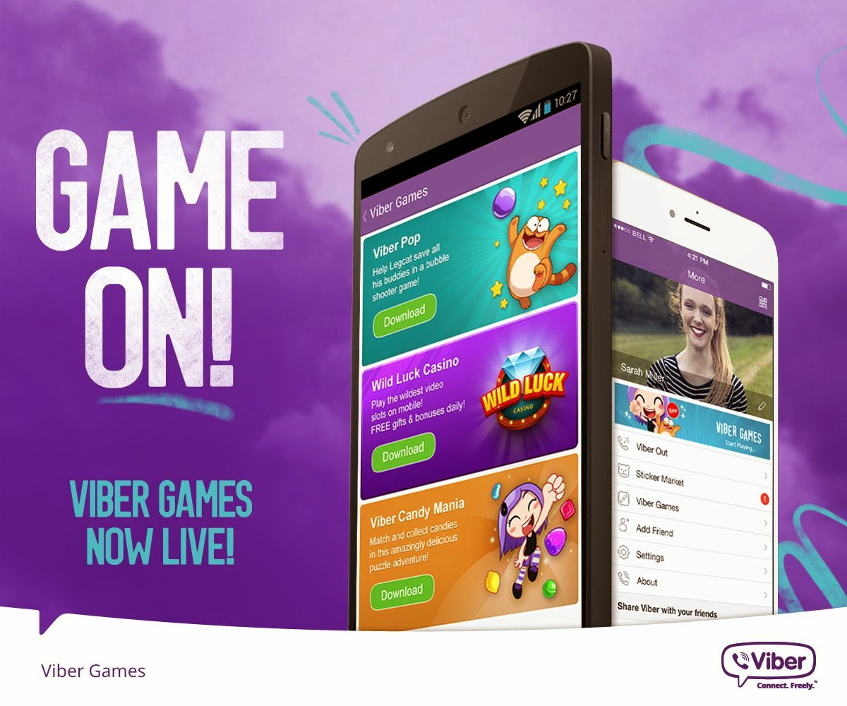 Whats New in Latest Viber for Android and Apple iOS devices