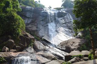 Telaga Tujuh, Langkawi, Malaysia