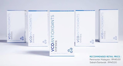Manfaat Kelapa Dara VCOA dan Ubat Migrain
