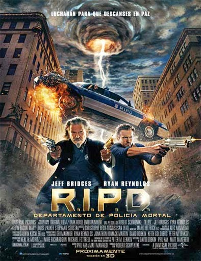 Ver RIPD (Departamento de Policía Mortal) (2013) Online