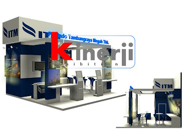 design booth ITM