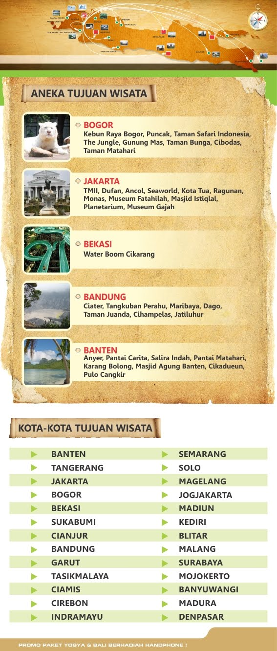 ADIPUTRO WISATA tour and transport