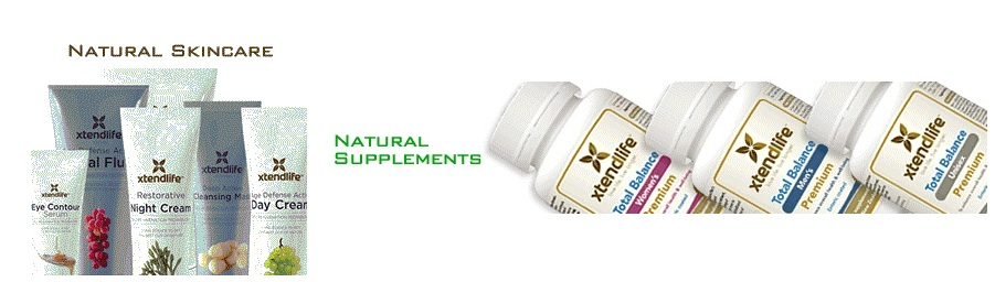 Xtend Life: 10% off & World Free Shipping & Natural Supplements & Skincare Products