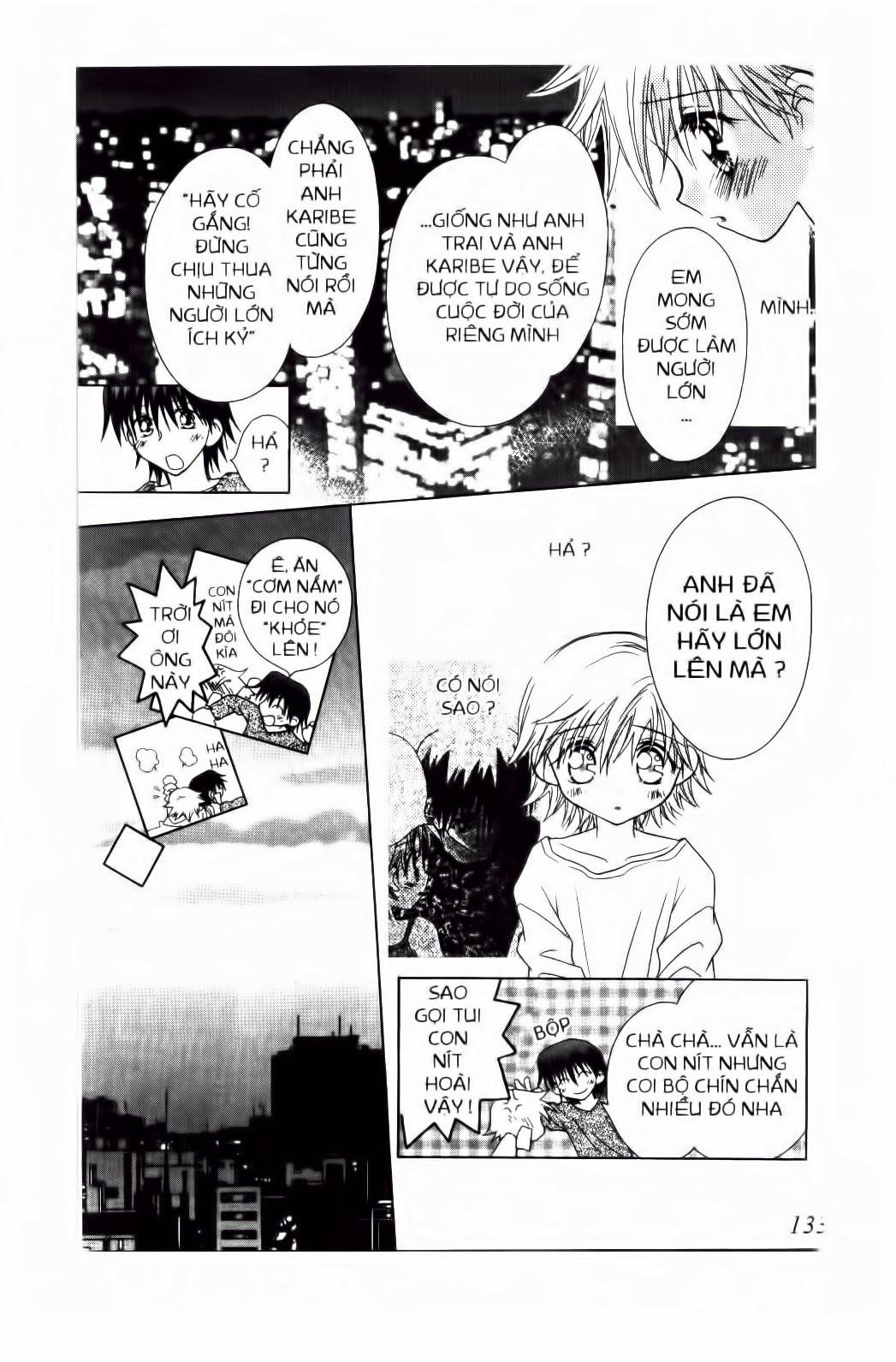 Chắp Cánh ước Mơ chap 58 - Trang 14