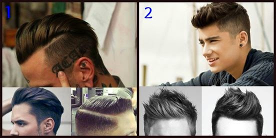 Step Of Dating Hairstyle for boy