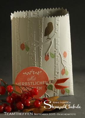 Geschenkverpackung für kleine Leckerein