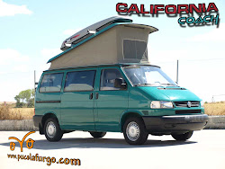 VW T4 CALIFORNIA   WESTFALIA , 2.5 T.D.I.  102 CV,   AÑO 1996,