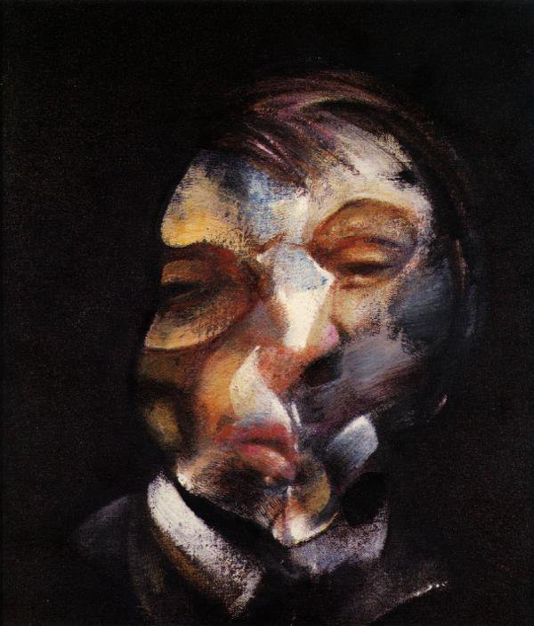 francis bacon and his abstract expressionism Francis bacon grew up to be one of contemporary art's most  the stark, eerie  painting displays bacon's talent for abstract compositions.