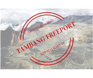 freeport harus dikelola sesuai hukum Islam