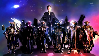 Kamen Rider Fourze Gamou Horoscopes