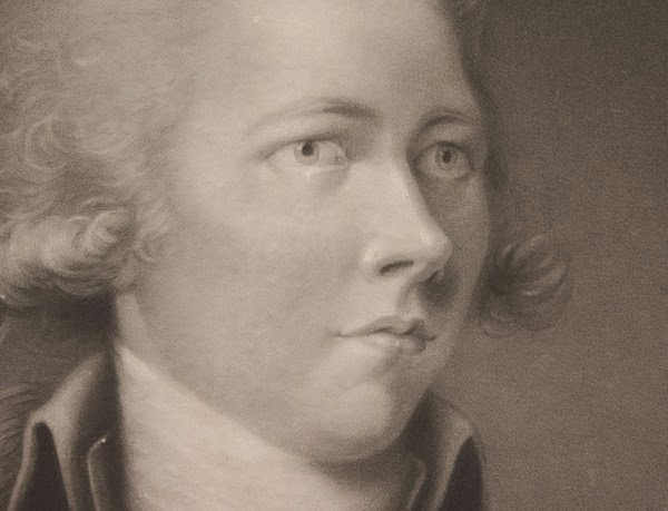 Figure 1: William Pitt, detail of mezzotint by G. Keating (1794)