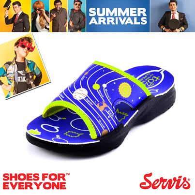 servis shoes summer arrivals 2014