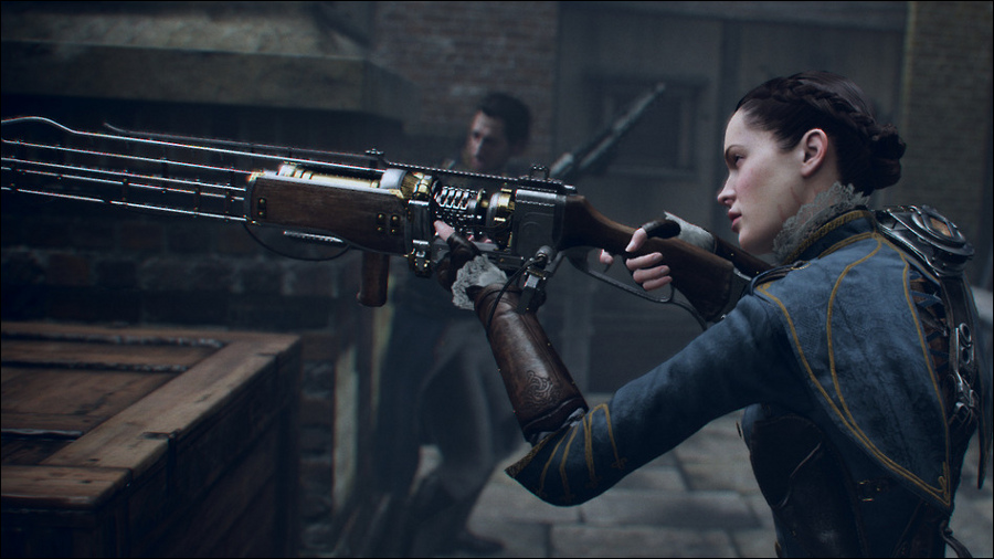 Novo trailer de The Order: 1886 focado nas armas e combate