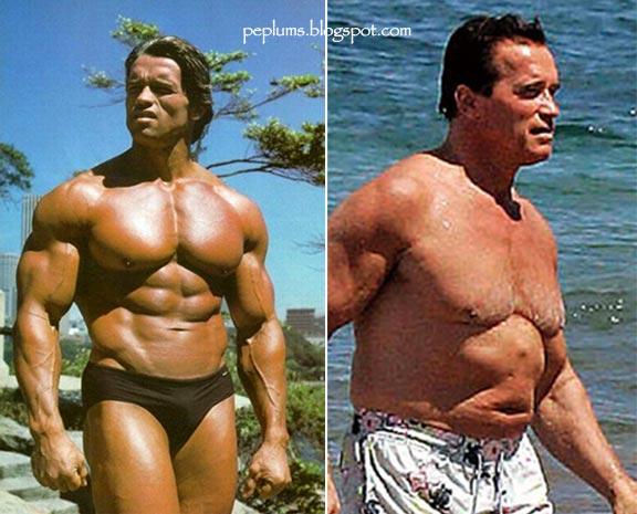 Arnold Schwarzenegger Today