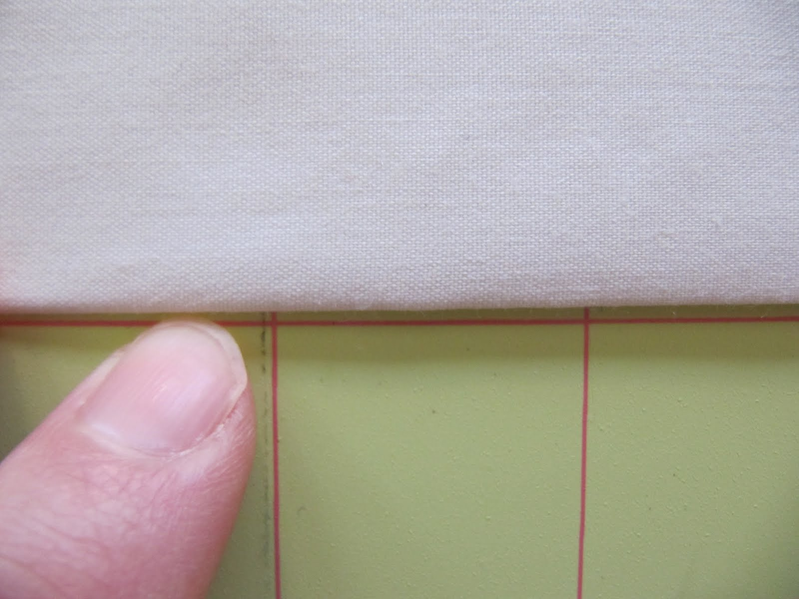 how to cut with rotary cutter