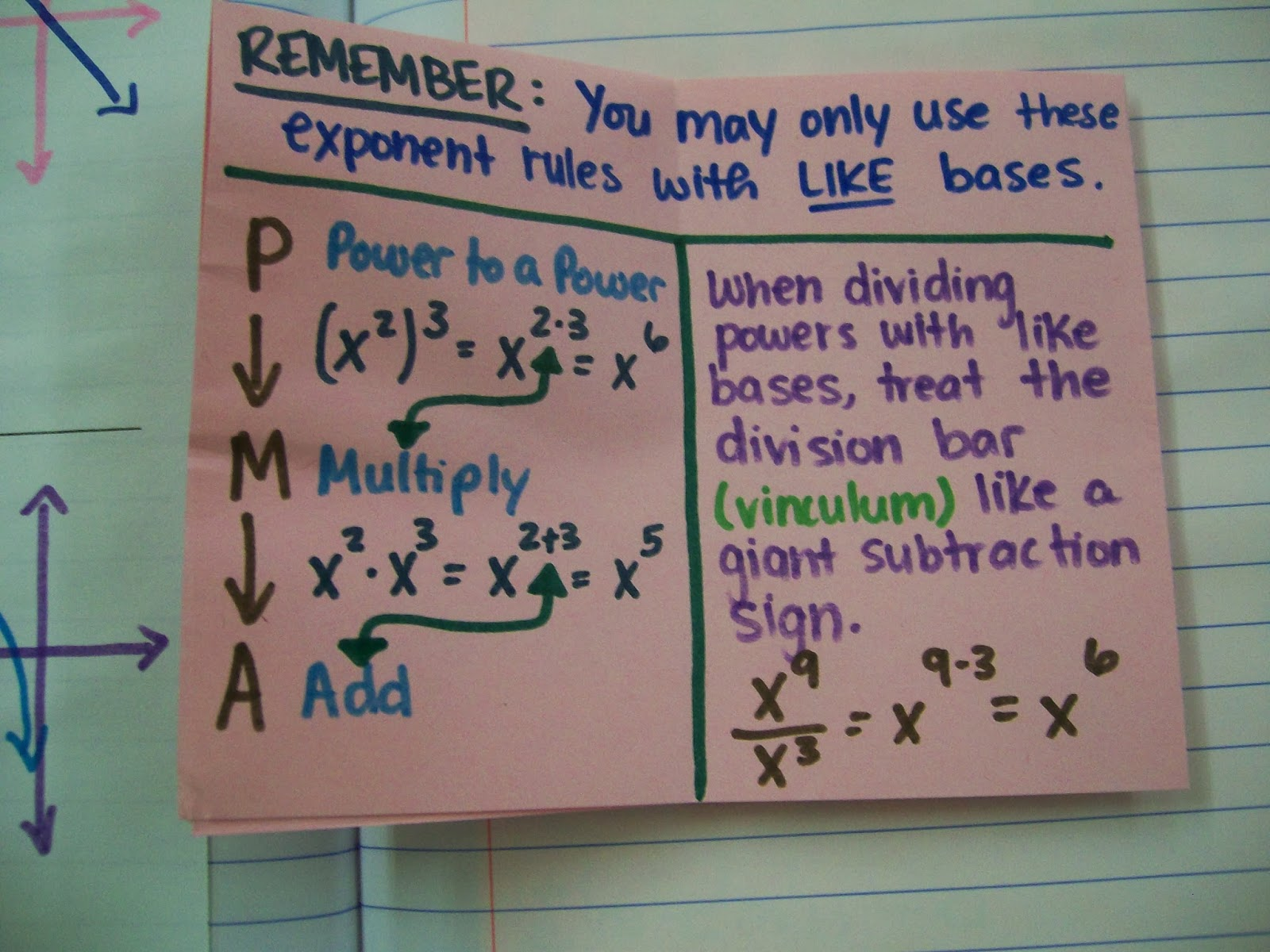 Combining Like Terms With Exponents Worksheet 009 - Combining Like Terms With Exponents Worksheet